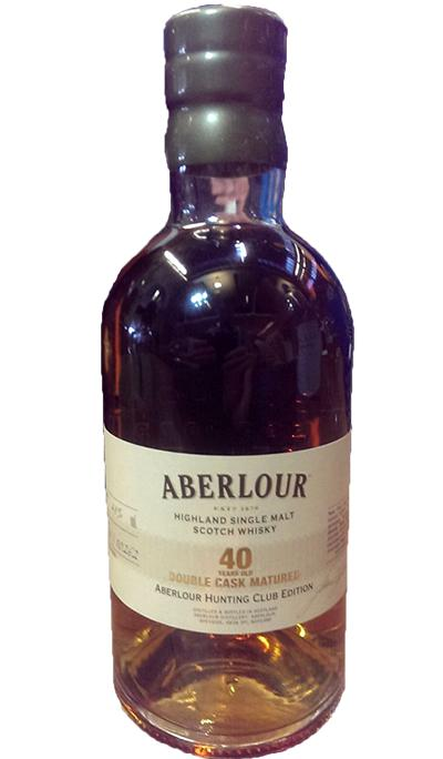 Aberlour 40-year-old - Ratings and reviews - Whiskybase