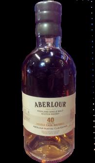Aberlour 40-year-old