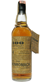 Benromach 17-year-old GM