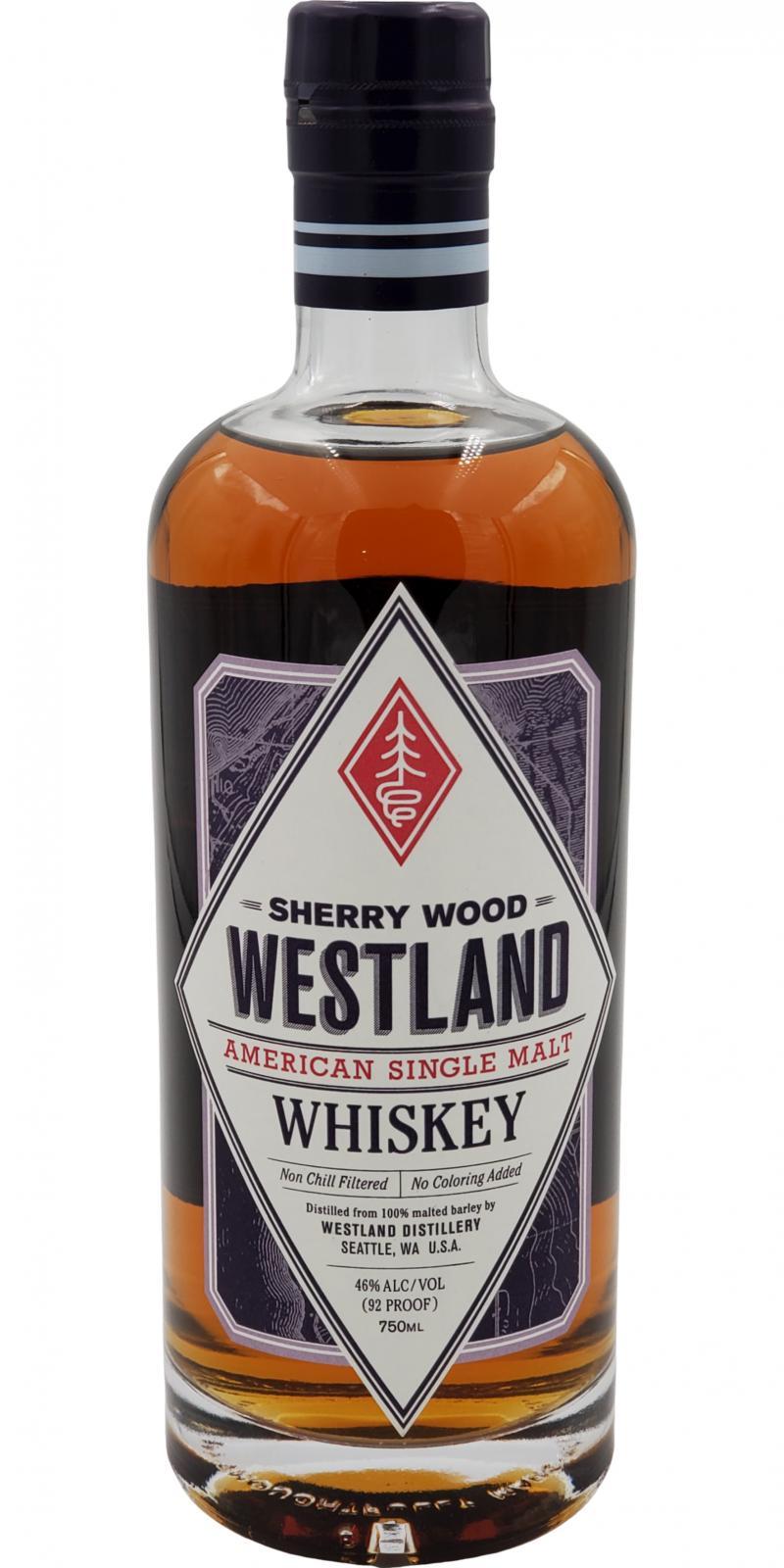 Westland Sherry Wood