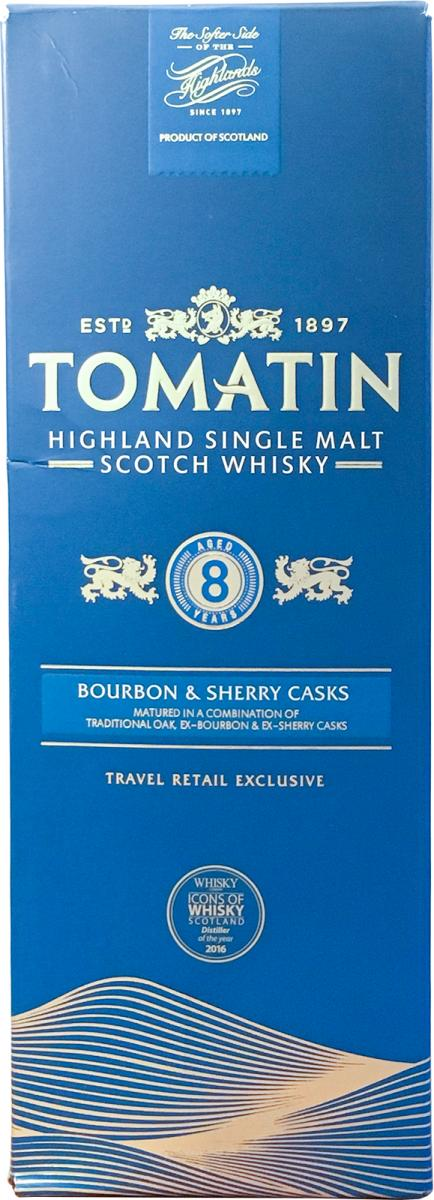 Tomatin 08-year-old