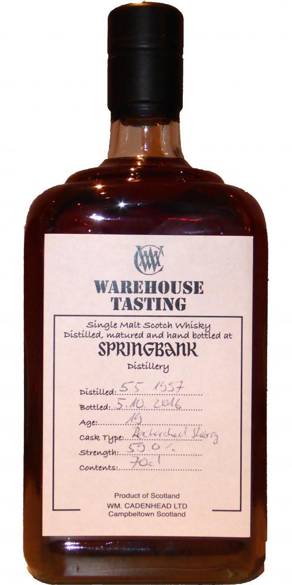 Springbank 1997 CA