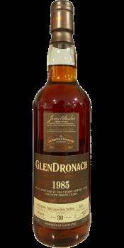 Glendronach 1985