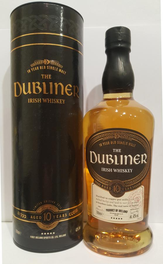 The Dubliner 10-year-old
