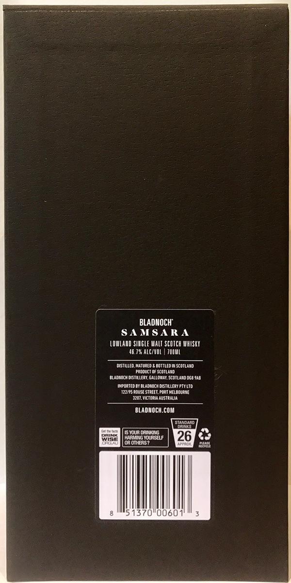 Bladnoch Samsara