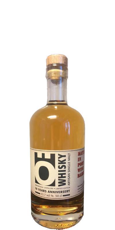 Ö Whisky 10 Years Anniversary
