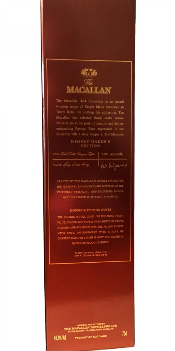 Macallan Classic Travel Range