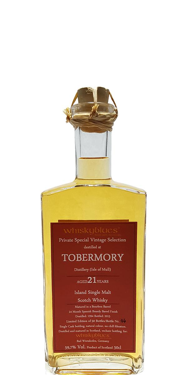 Tobermory 1994