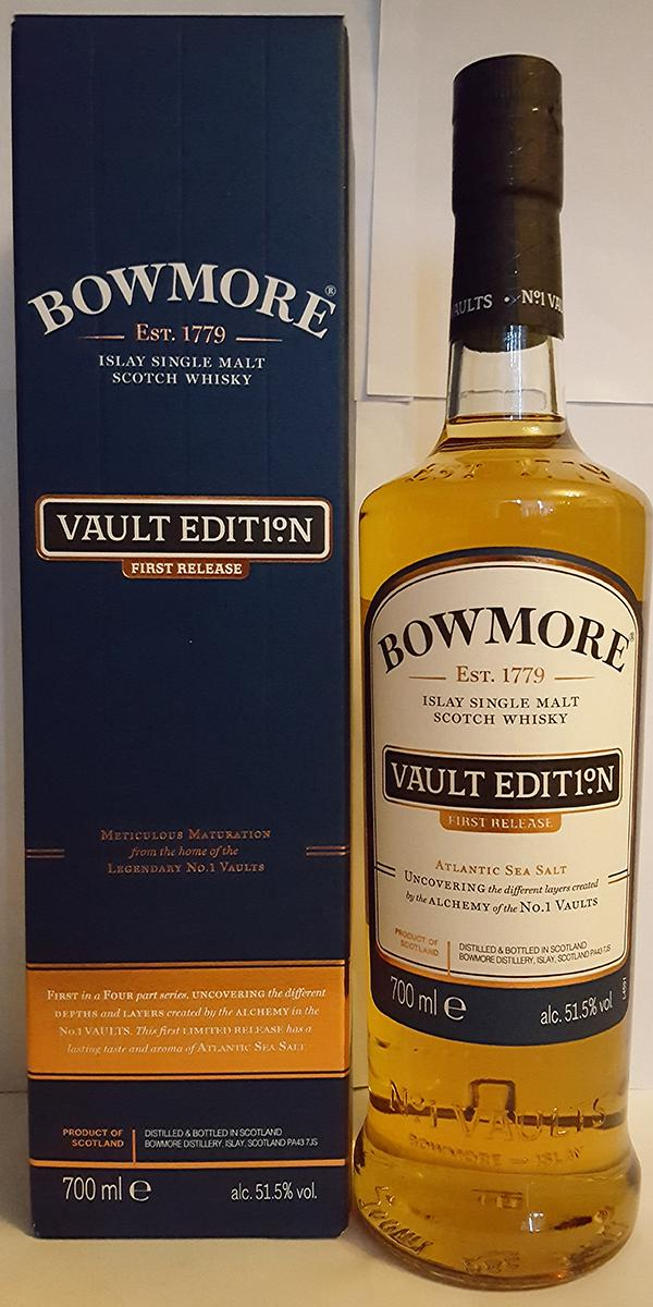 Bowmore Vault Edit 1°N