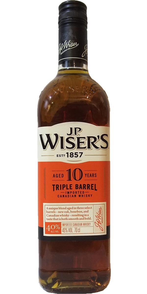 J.P. Wiser's 10-year-old