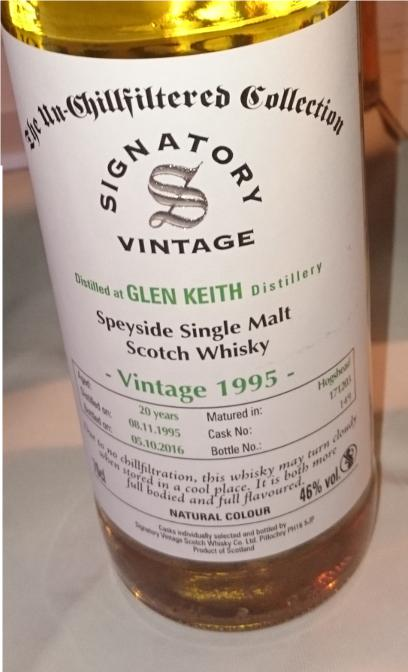 Glen Keith 1995 SV
