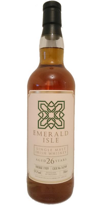 Emerald Isle 1989 SMS