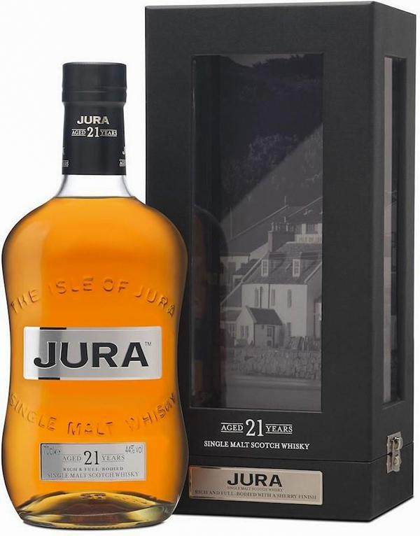 Isle of Jura 21-year-old