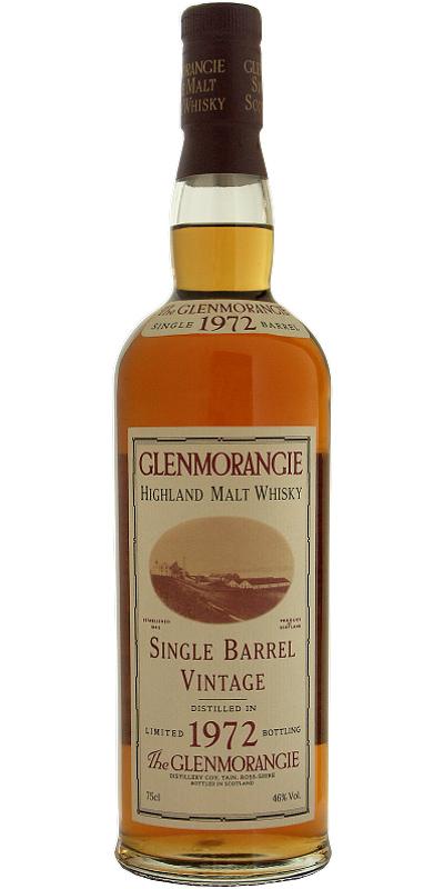 Glenmorangie 1972