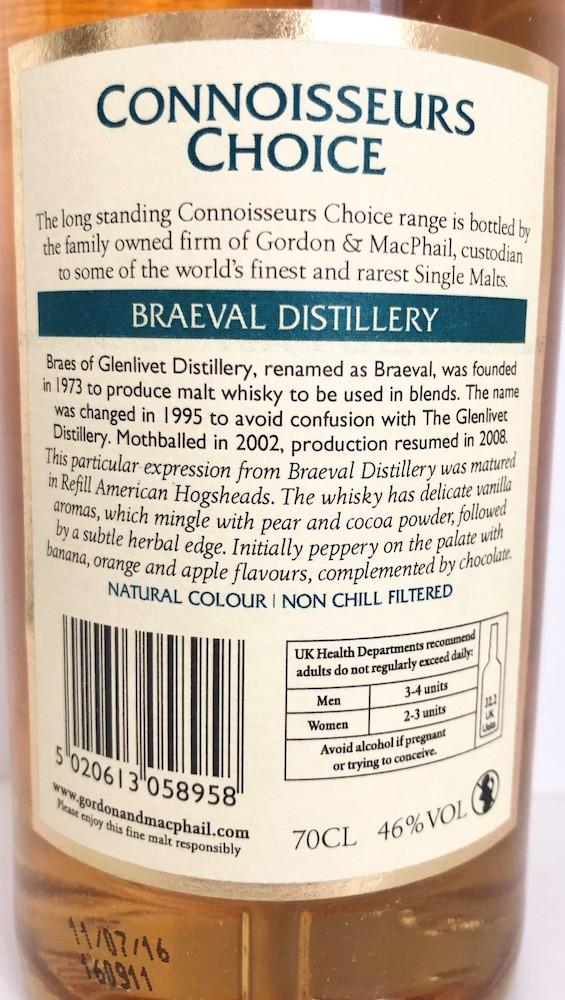 Braeval 1998 GM
