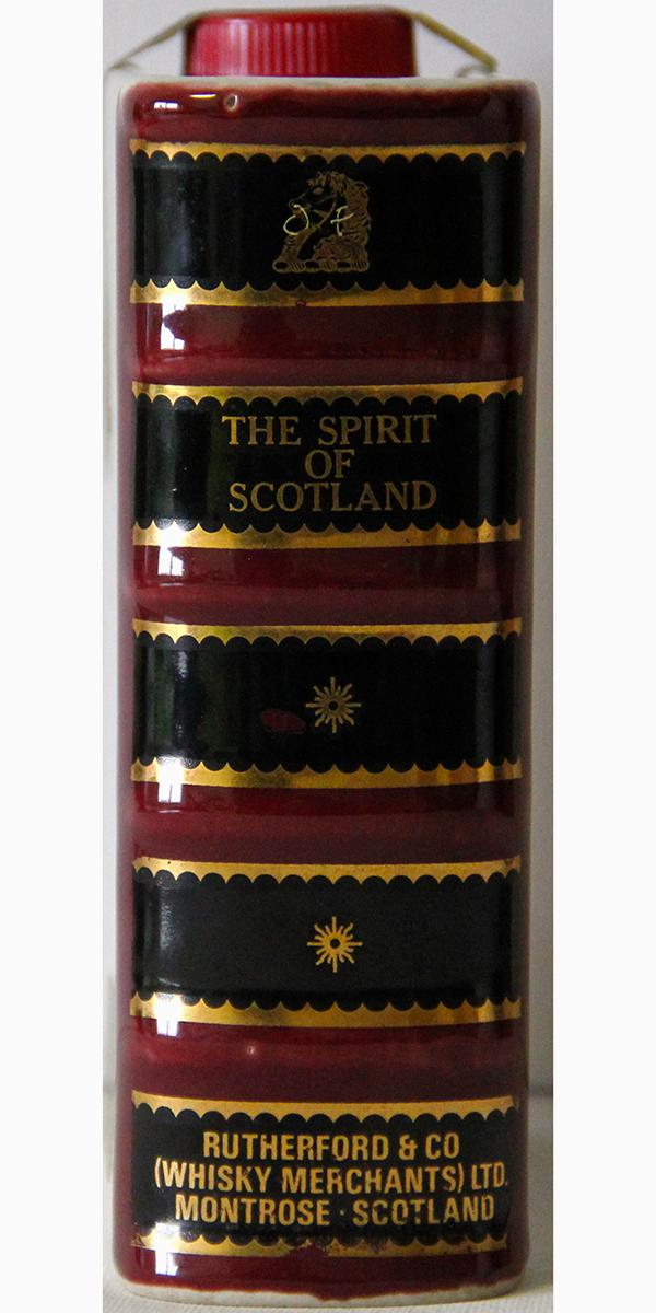 Rutherford S The Spirit Of Scotland Ratings And Reviews