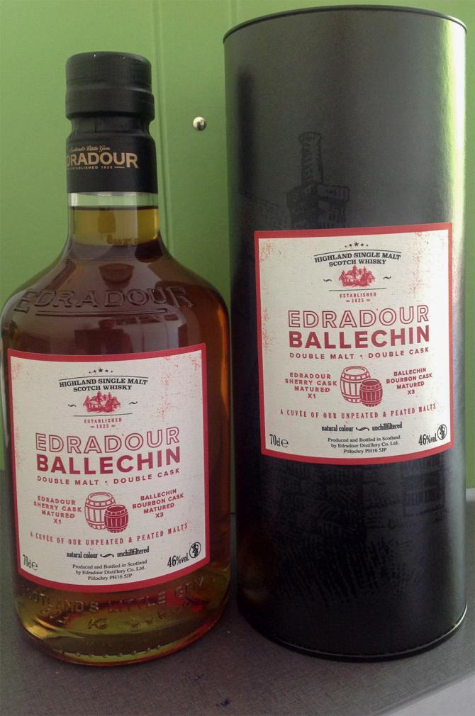 Ballechin Double Malt - Double Cask