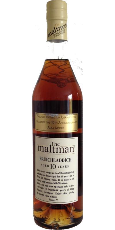 Bruichladdich 2006 MBl