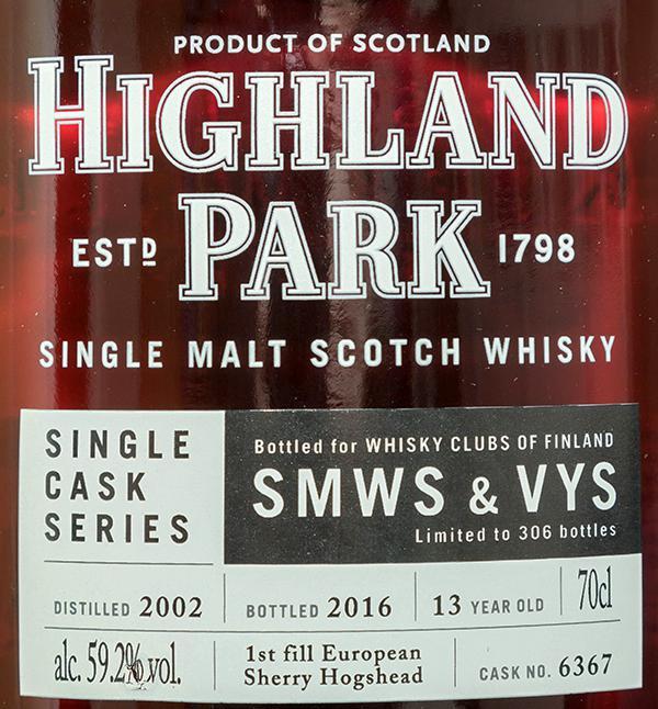 Highland Park 2002