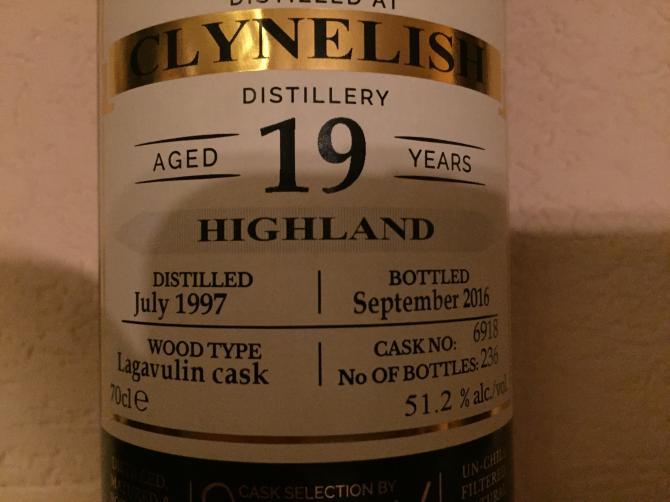 Clynelish 1997 MBl