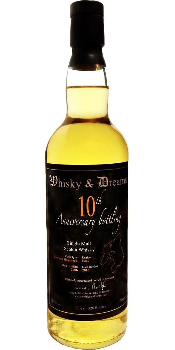 Whisky & Dreams 2006 W&D