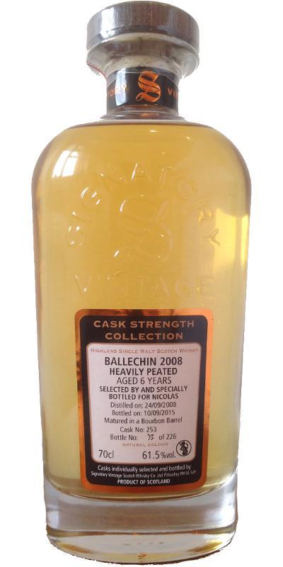 Ballechin 2008 SV