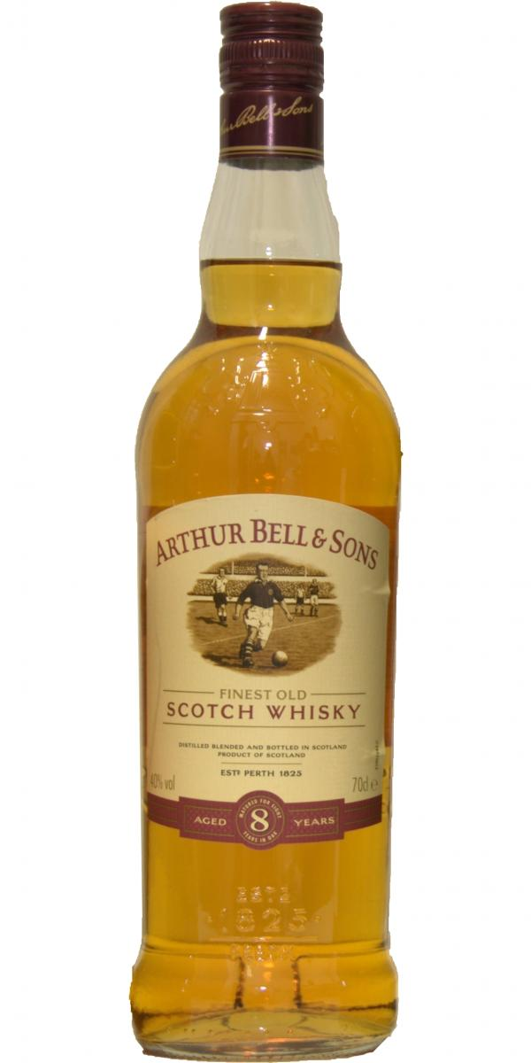 Arthur Bell & Sons 08-year-old