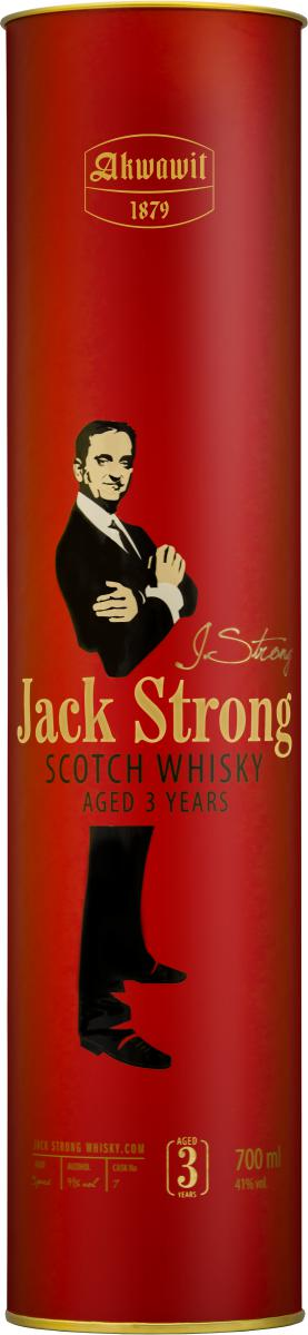 Jack Strong 03-year-old