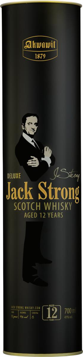 Jack Strong 12-year-old