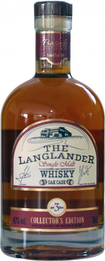 The Langlander 03-year-old