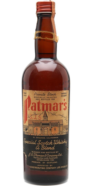 Patmar's Private Stock