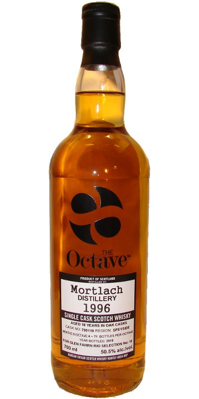 Mortlach 1996 DT