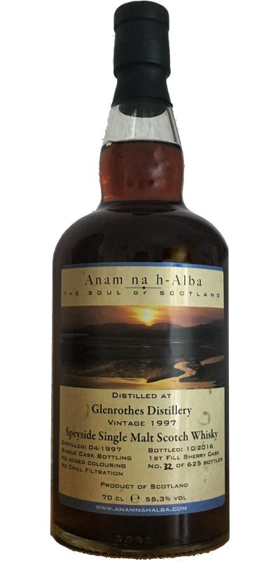 Glenrothes 1997 ANHA