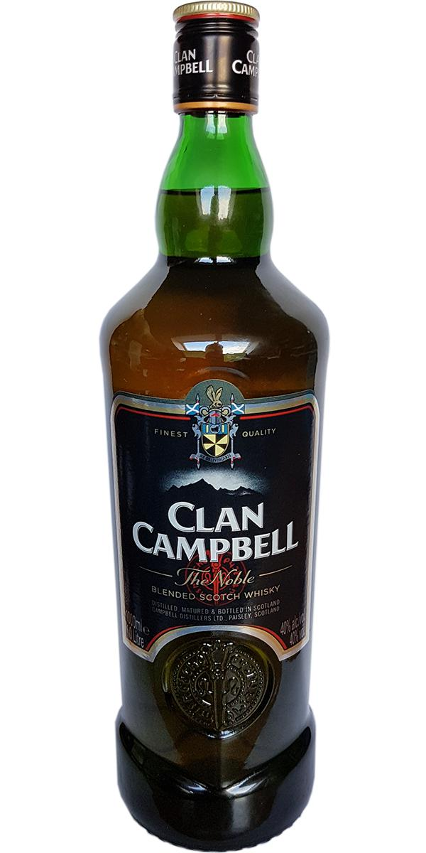 Clan Campbell The Noble