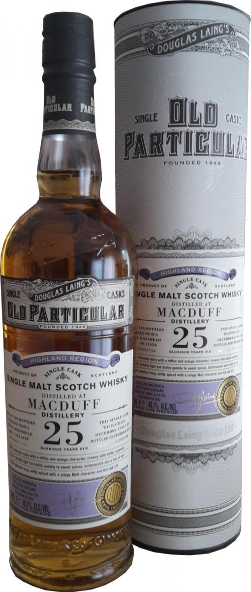 Macduff 1990 DL