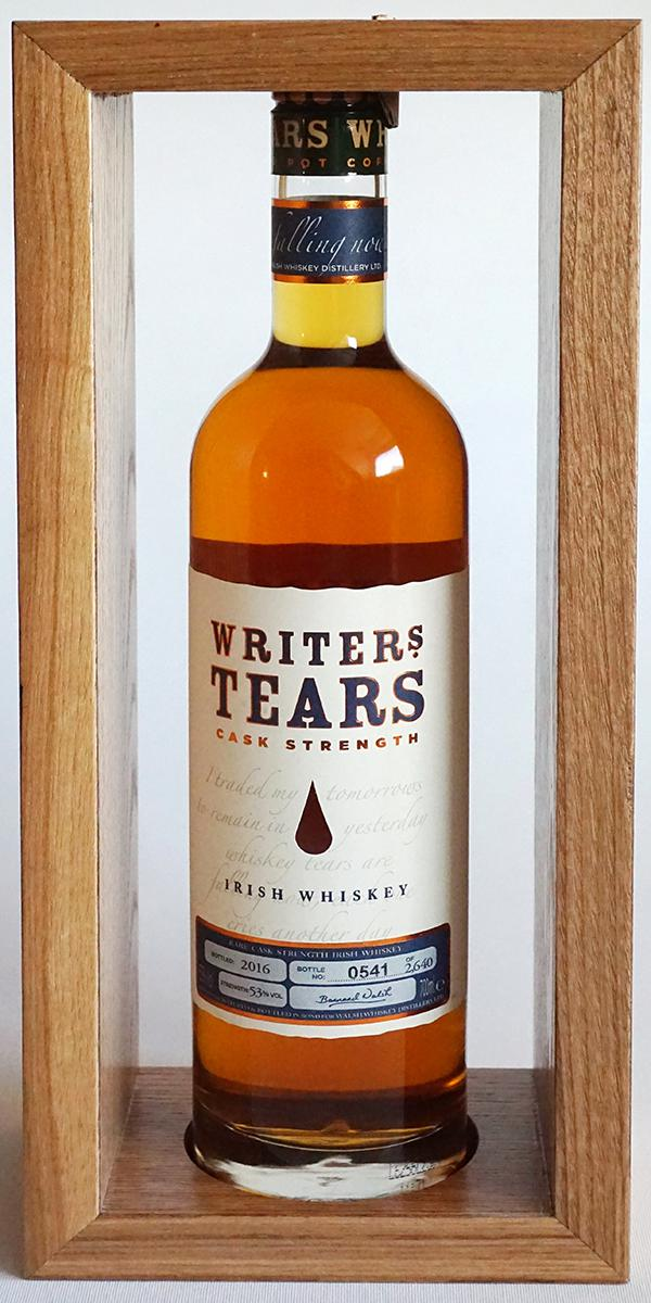 Writer's Tears Cask Strength