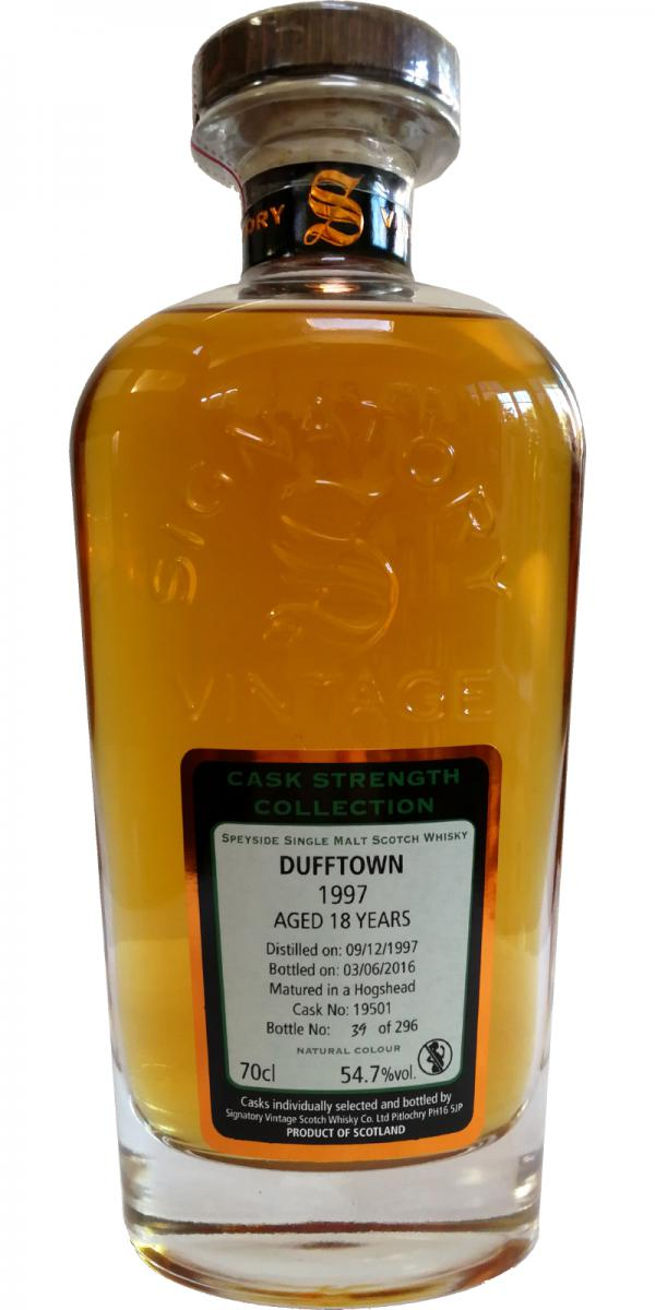 Dufftown 1997 SV