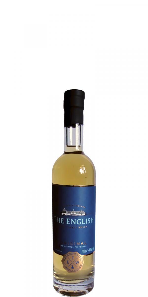 The English Whisky Original