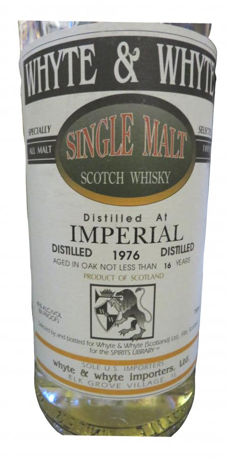 Imperial 1976 W&W