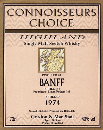 Banff 1974 GM