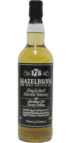 Hazelburn 1997