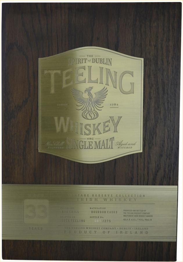 Teeling 1983