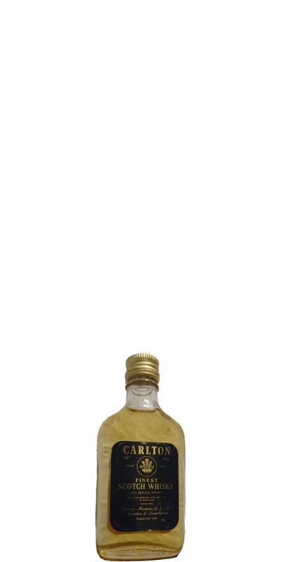 Carlton Finest Scotch Whisky