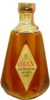 Oban 12-year-old