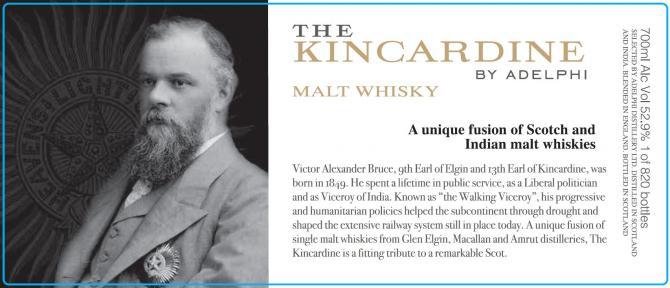 The Kincardine 07-year-old AD