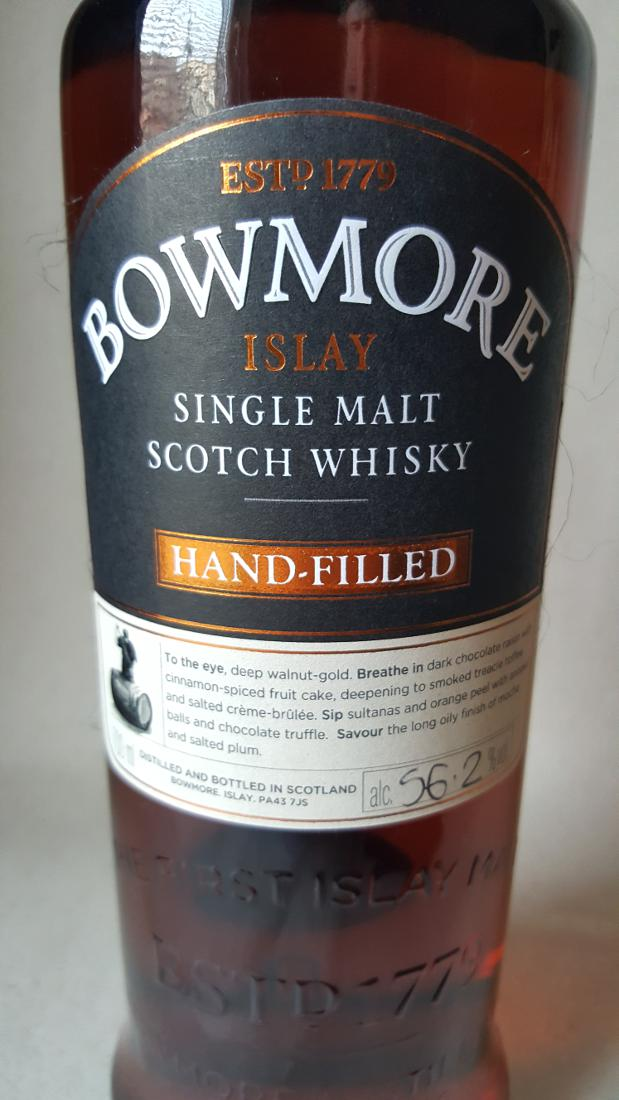 Bowmore 1996