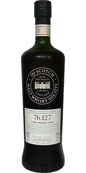 Mortlach 1987 SMWS 76.127