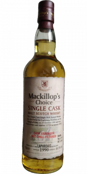 Laphroaig 1990 McC