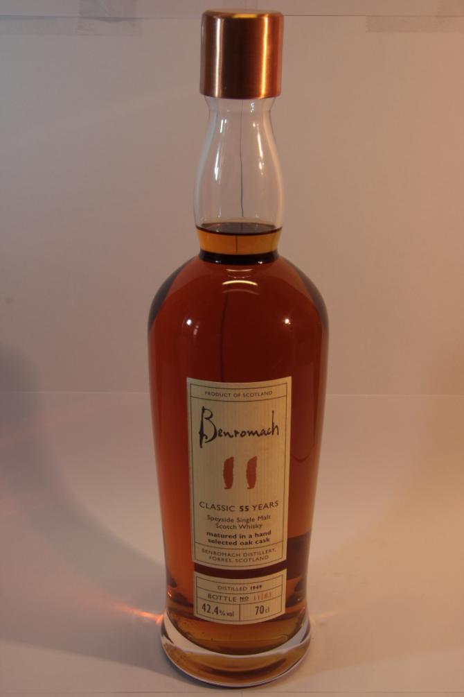 Benromach 1949