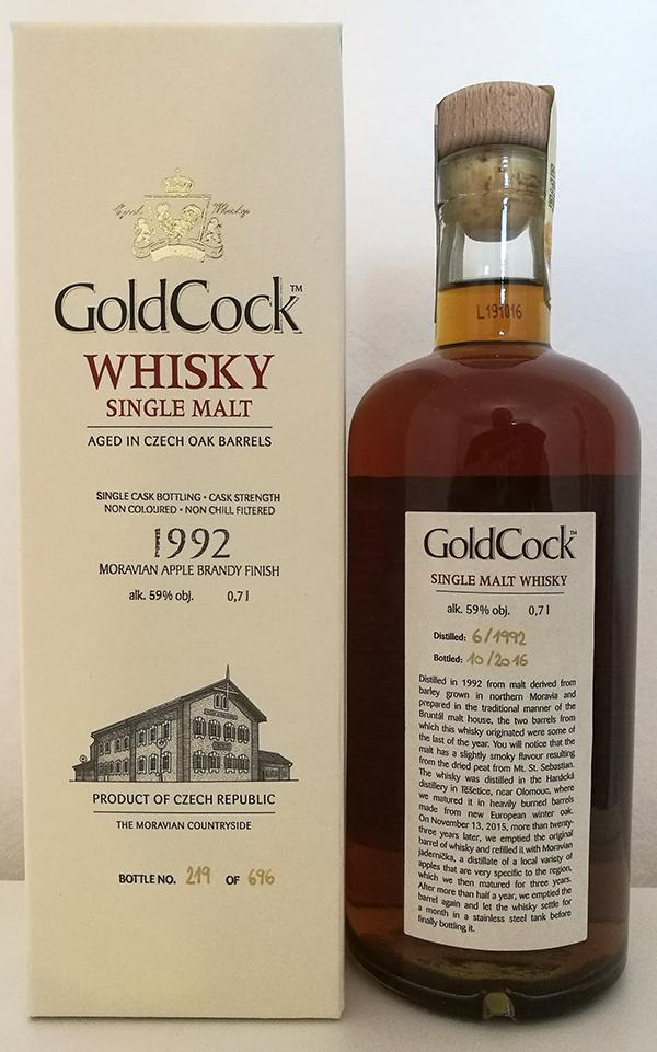 Gold Cock 1992